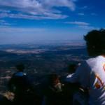 Imagen21_Sendamsde_Navarredonda de Gredos (Avila) 1991_ desde la cumbre