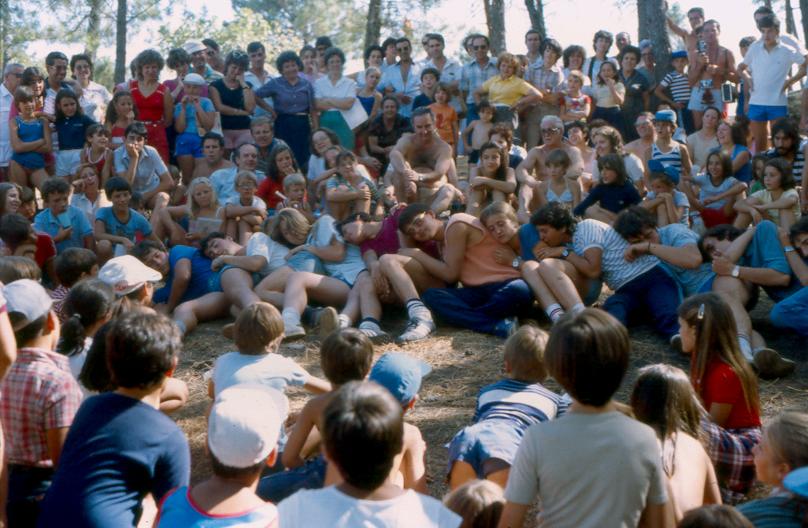 Gavilanes (Avila) 1983-Velada